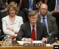 John Bolton was the U.S. ambassador to the UN from August 2005 to December 2006.