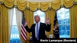 Дональд Трамп, архіўнае фота