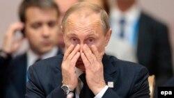 Путин в Уфе
