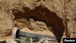 ХАМАС тарабынан курулган тоннелдердин бири. (архив)