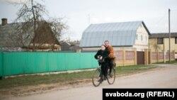 Вёска Быкачына