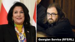 Президент Грузии Саломе Зурабишвили отказалась помиловать осужденного протоиерея Георгия Мамаладзе