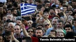 Уровень государственных расходов в Греции в расчете на душу населения превышает средний по еврозоне почти на 20%