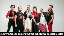 Рок-група TaRuta і її лідер Євген Романенко