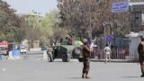 Blast, Gunfire In Kabul As Attackers Target Ministry GRAB