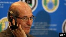 Ахмет Узюмджю, глава Организации по запрещению химического оружия.