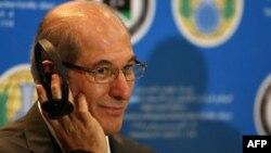 Голова Організації із заборони хімічної зброї Ахмет Узумчу
