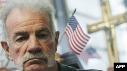 U.S. -- Controversial Florida pastor Terry Jones
