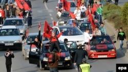 Прослава на 100 годишнината од независноста и знамето на Албанија. Скопје 25 ноември 2012.