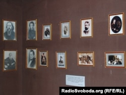 Експозиція музею Лесі Українки в Сурамі