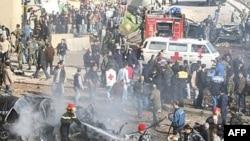 این انفجار حداقل ده کشته برجای گذاشته است.