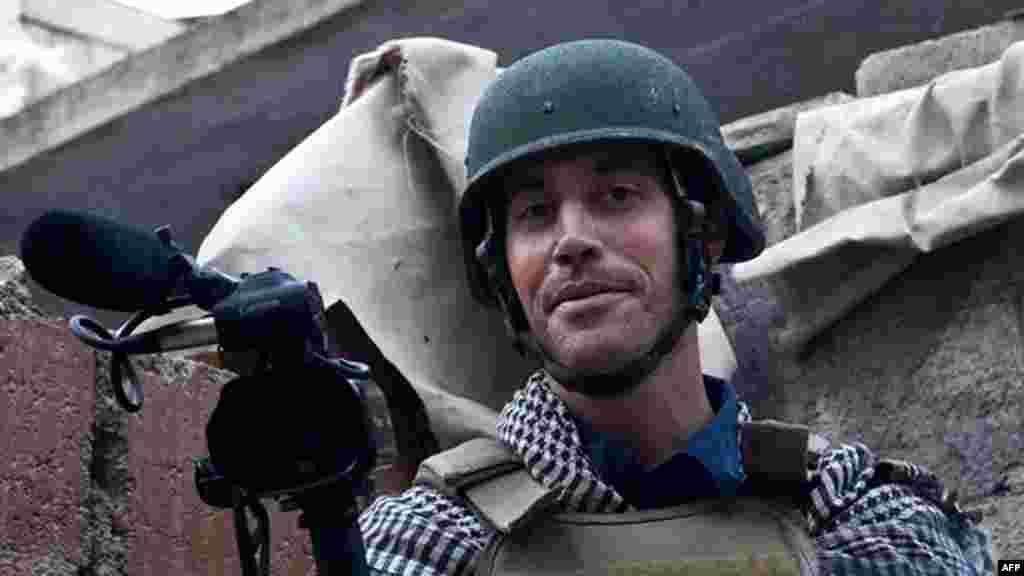Боевики группировки «Исламское государство» распространили 19 августа видеозапись, на которой запечатлено обезглавливание американского журналиста Джеймса Фоули, похищенного неизвестными в ноябре 2012 года в Сирии.