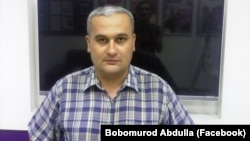 Journalist Bobomurod Abdullaev faces up to 20 years in prison if found guilty.