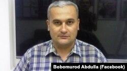 Бобомурод Абдуллаев, өзбекстандық журналист.