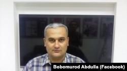 Ахиран дар Узбакистон журналист Бобомурод Абдуллоев боздошт шуд