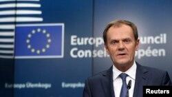 Голова Європейської Ради Дональд Туск