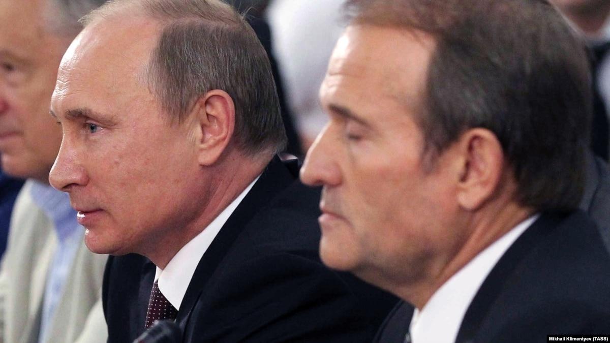 Против кума Путина в Украине возбудили уголовное дело