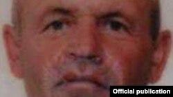 Подозреваемый в совершении тяжкого преступления (поданным российской полиции)