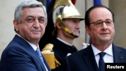 Օլանդ. Ֆրանսիան կարող է օգտակար լինել ղարաբաղյան խնդրի կարգավորման հարցում