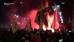 Продолжуваат антивладинте протести во Унгарија