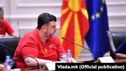 Дарко Димовски, Претседател на Сојузот на синдикатите на Македонија (ССМ)