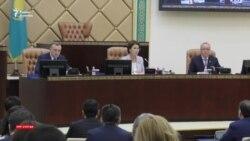 Сенат – о стоимости выборов, Назарбаева – о своей кандидатуре