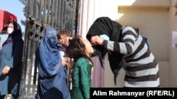 آرشیف، تطبیق واکسین پولیو در ولایت جوزجان