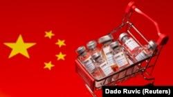 د چین کرونا ویروس ضد سینوفارم واکسین