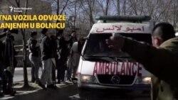 Deseci ubijenih Kabulu