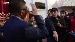 """""""Жер сатуға"""" қарсыларды полиция күшпен таратты"""