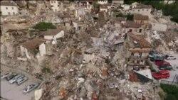 Italija: Od gradova ostale samo ruševine