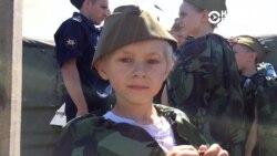 """В Новосибирске организовали """"Зарницу"""" для детей-инвалидов"""