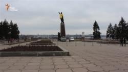 У Запоріжжі почали демонтувати пам'ятник Леніну