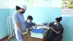 В Иссык-Кульской области обнаружили вспышку коронавируса