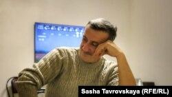 Эскендер Ахтемов, отец Азиза Ахтемова