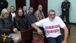 Юры Рубцоў: Я выказаў недавер ня толькі судзьдзі, а ўсёй судовай сыстэме