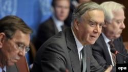 Представители Евросоюза, ОБСЕ и ООН сопредседательствуют на женевских переговорах