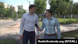 Максим Черкасенко, член правління партії «Демократичний альянс», каже: про те, що шукали слідчі, можна лише здогадуватися