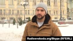 Олег Карпенко, екс-військовослужбовець ЗСУ, представник фонду «Повернись живим»