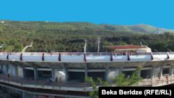 На благоустройство тбилисского стадиона «Локомотив» фонд выделил 696 тысяч лари