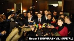 Один из самых важных моментов уходящего года - это появление на политической арене в Грузии бизнесмена Бидзины Иванишвили