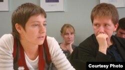 Ирина Бороган и Андрей Солдатов, авторы расследования о прослушке