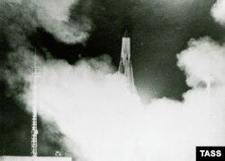 «Sputnik-1»in kosmosa buraxılması. 1957