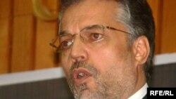 د ولسې جرګې رييس محمد يونس قانوني