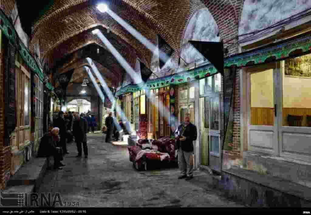 بازار تبریز، تاریخ ثبت۲۰۱۰