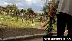 A római Prima Porta temető, 2016. november 2.