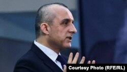 امرالله صالح معاون نخست رئیس جمهوری افغانستان