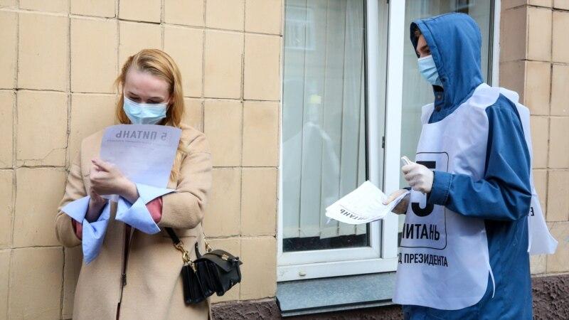 Дар Украина вакилони маҷлисҳои маҳаллиро интихоб мекунанд