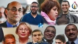 Azerbaijan -- political prisoners