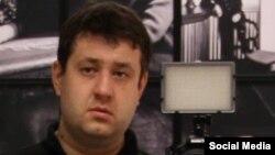 Кинорежиссер Алексей Барыкин